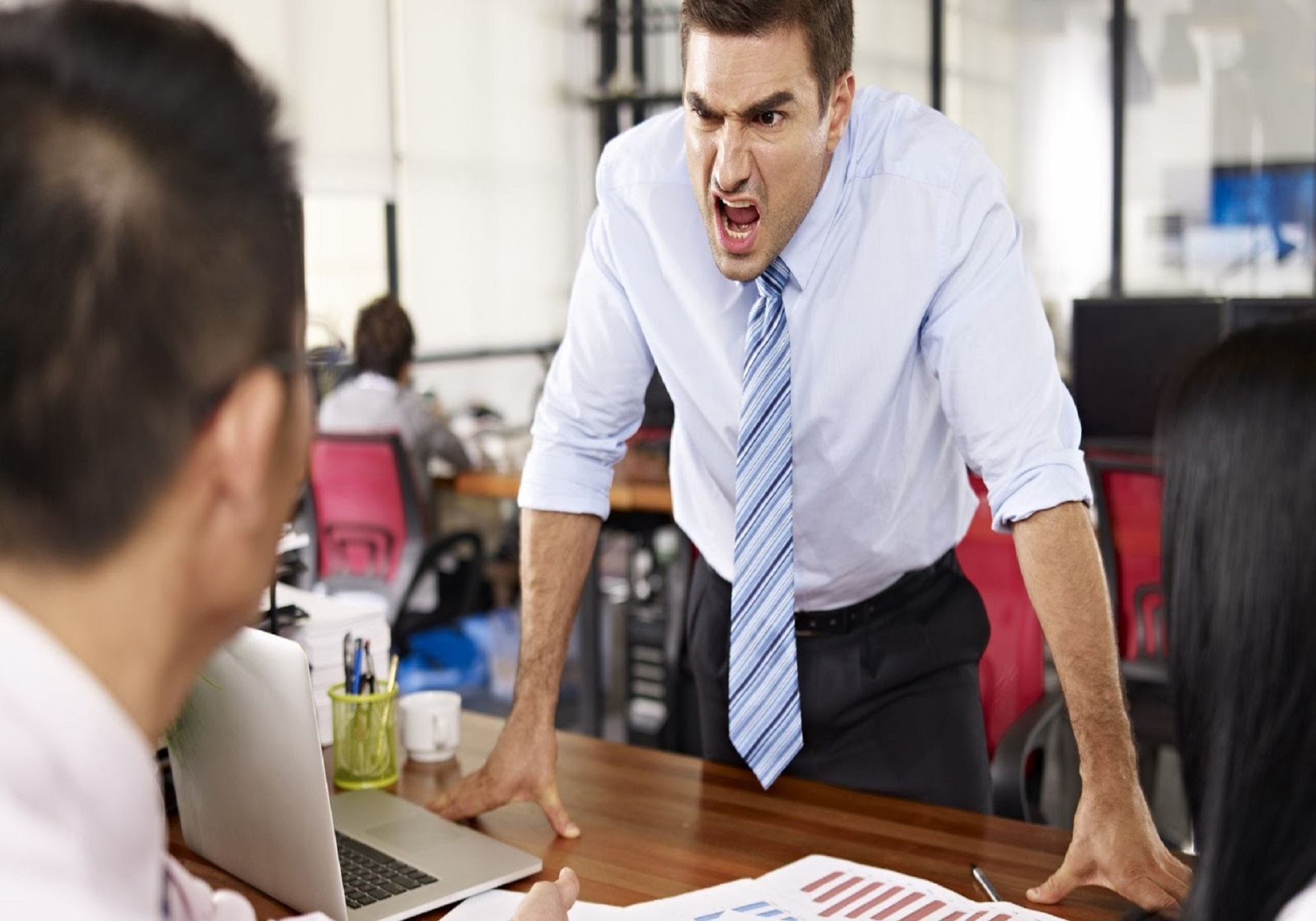 Dealing With Bullies at Work