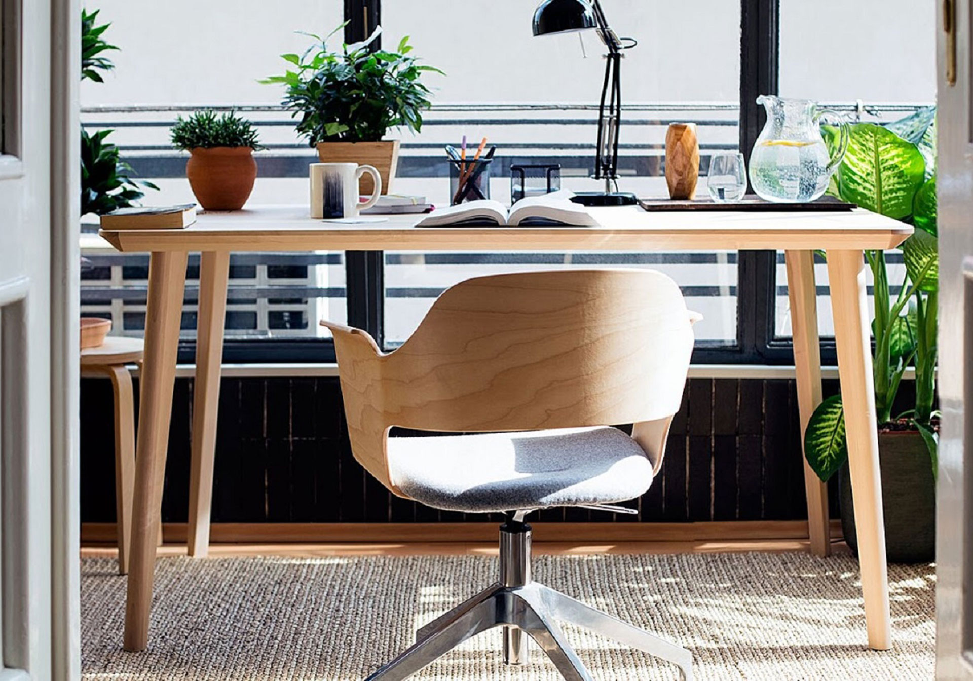 Tweak Your Home Workspace for Better Performance!