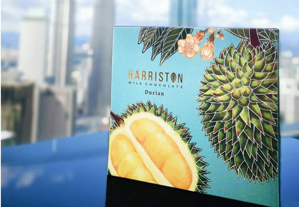Durians? In Chocolates? You're Kidding!