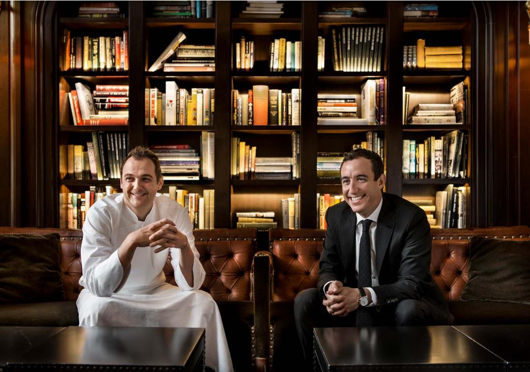 Making Waves In The Global Culinary Scene