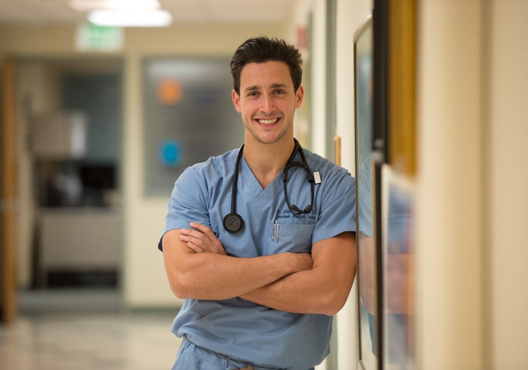 A Chat With Internet's Hottest Doctor