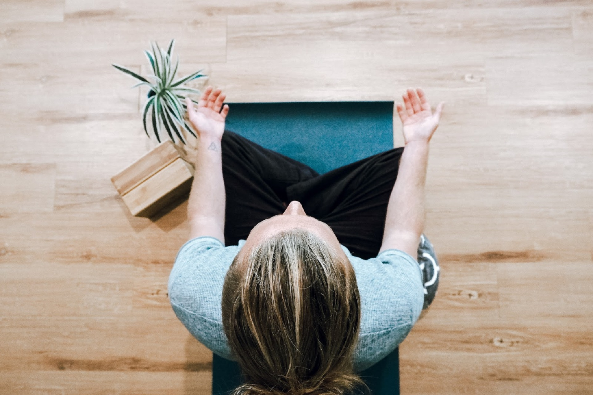 """Say """"Yes"""" to Meditation in Your Workplace"""